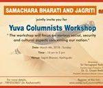 Yuva Columnists Workshop