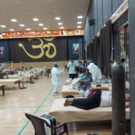 17,300 beds arranged in Isolation and covid care centers run by Seva Bharati